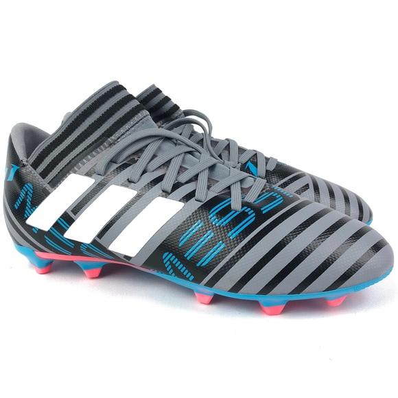 b5418d258f58 Adidas Nemeziz 17.3 grass soccer cleats youth 6